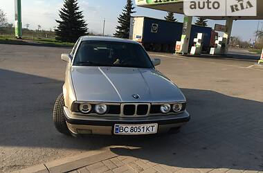 BMW 524 1990 в Львові