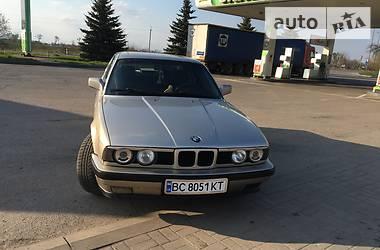 Седан BMW 524 1990 в Львове