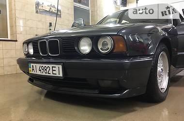 BMW 525 M-packet 1991