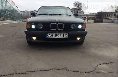BMW 525 e34 M50 1991