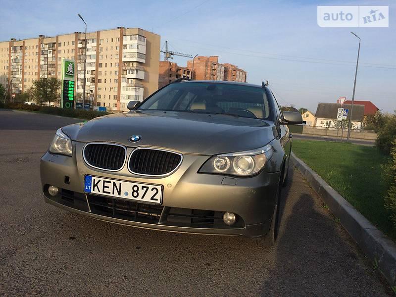 BMW 525 2004 в Луцке