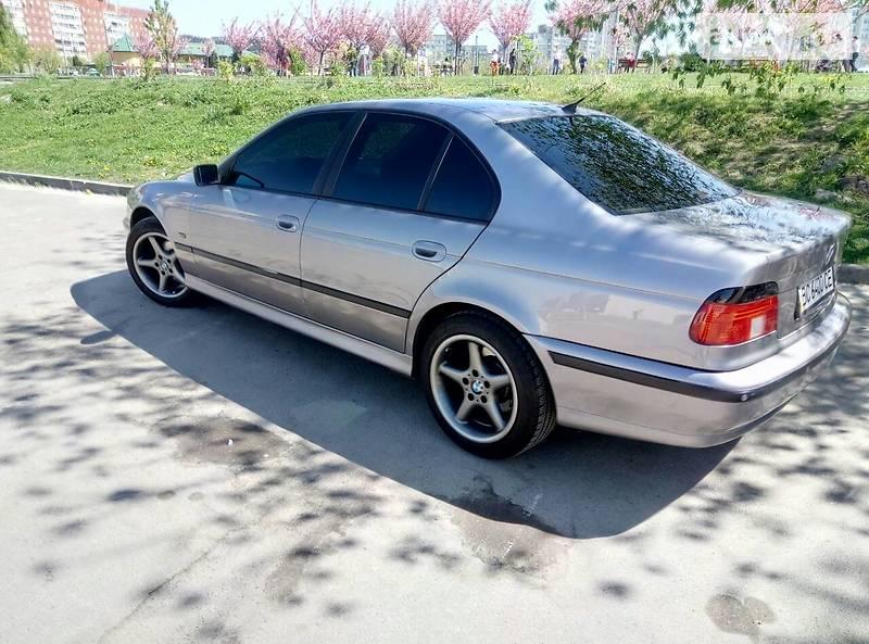 BMW 525 1997 в Львове