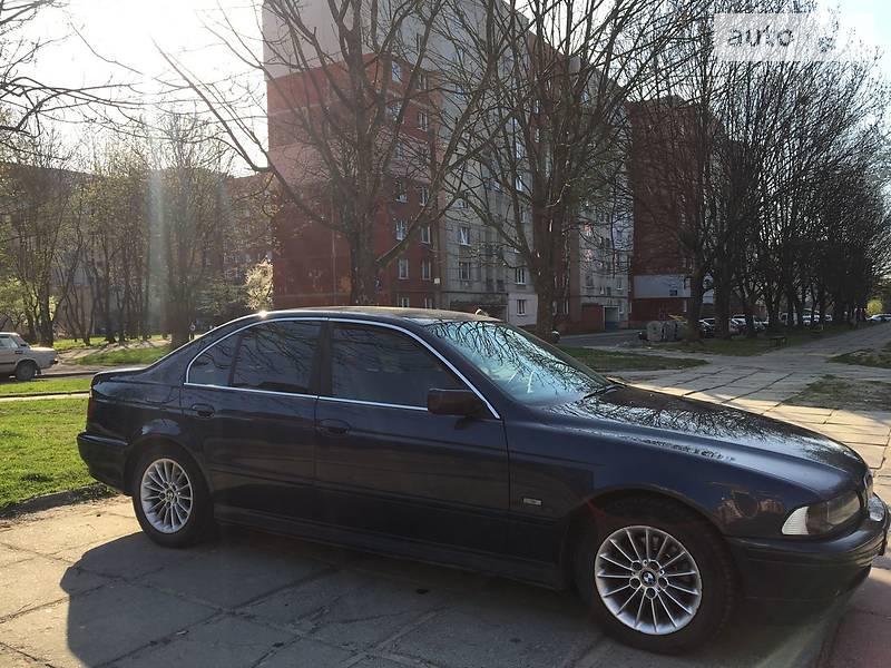BMW 525 2002 в Львове