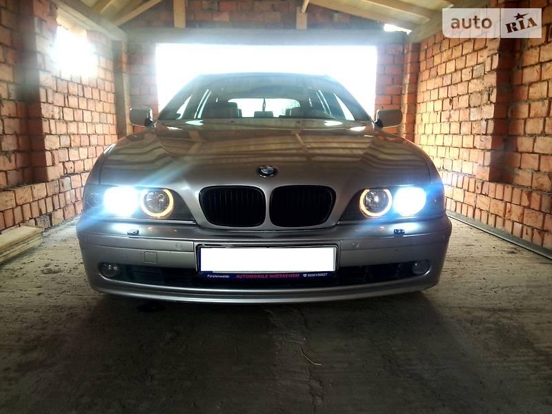 BMW 525 2000 в Хусте