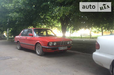 BMW 525 1985