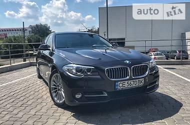 BMW 525 2015 в Черновцах