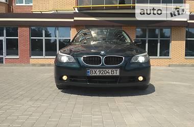 BMW 525 2005 в Хмельницькому