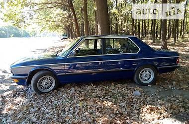 Седан BMW 525 1986 в Одессе
