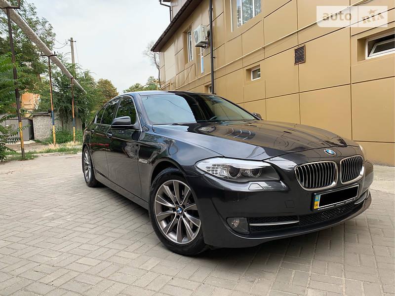BMW 525 2010 в Днепре