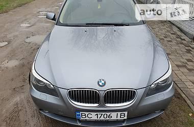 Седан BMW 525 2006 в Стрию