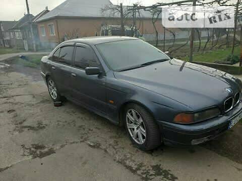 BMW 525 1996 в Иршаве