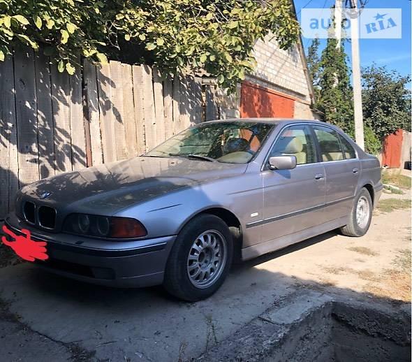BMW 525 2000 в Николаеве