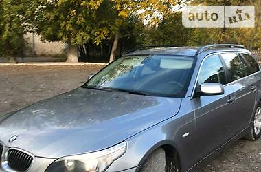 BMW 525 2006 в Львове