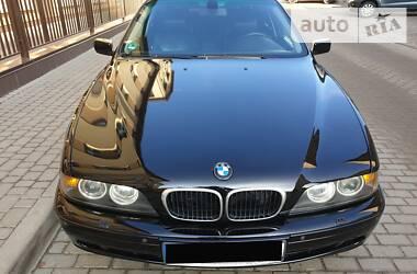 BMW 525 2001 в Львове
