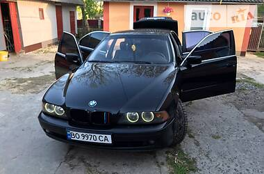 BMW 525 2002 в Тернополе