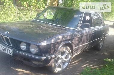 BMW 525 1986 в Черновцах