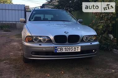 BMW 525 2002 в Прилуках