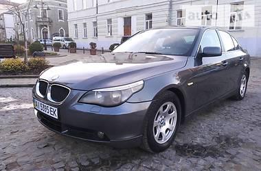 BMW 525 2005 в Золочеве