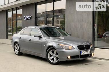BMW 525 2005 в Ужгороде