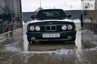BMW 525 1993 в Иршаве