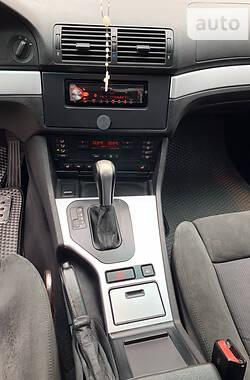 Седан BMW 525 2002 в Миколаєві