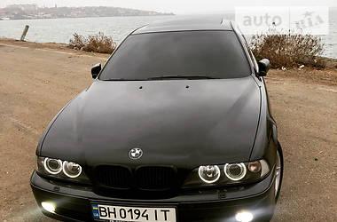 Седан BMW 525 2001 в Одессе