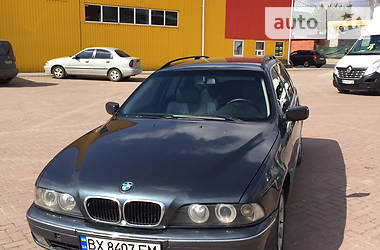 Универсал BMW 525 2000 в Хмельницком