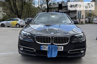 BMW 525 2014 в Львове