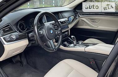 Седан BMW 525 2014 в Львові