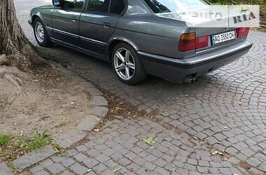 Седан BMW 525 1988 в Ужгороде