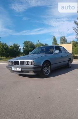 Седан BMW 525 1990 в Запорожье