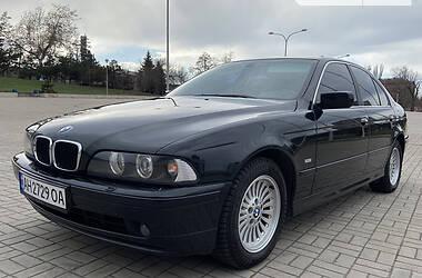 Седан BMW 525 2001 в Мариуполе