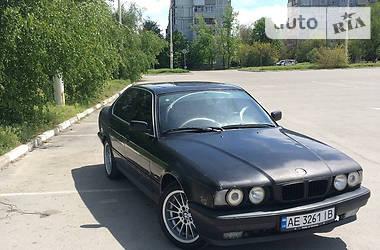 Седан BMW 525 1995 в Запорожье