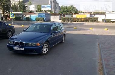 Универсал BMW 525 2003 в Белой Церкви