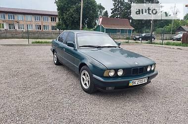 Седан BMW 525 1992 в Рокитном