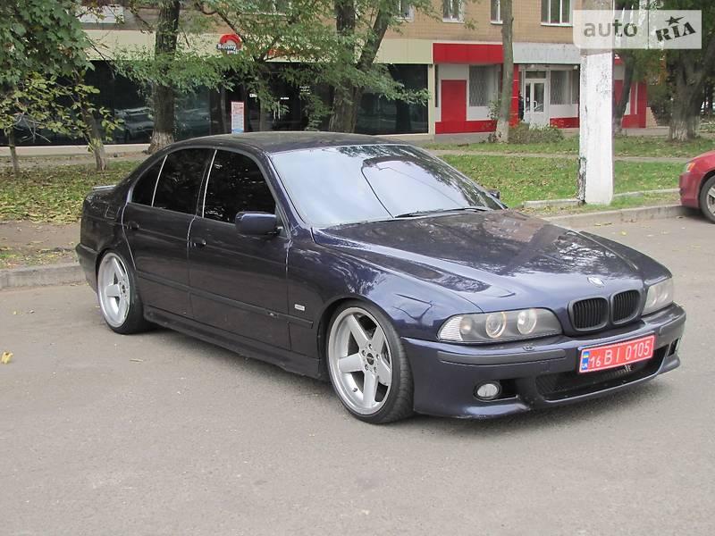 BMW 528 1998 в Одессе