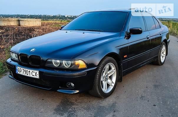 BMW 5 серия 1999 года в Запорожье