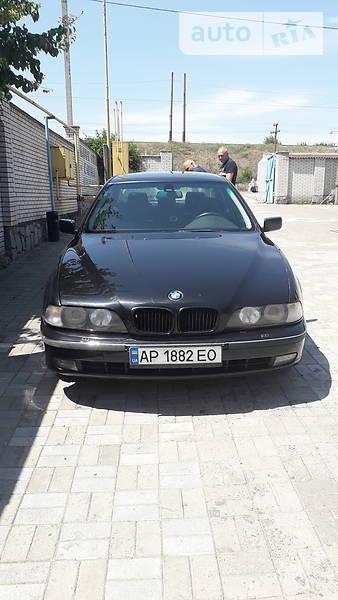 BMW 5 серия 1997 року в Запоріжжі