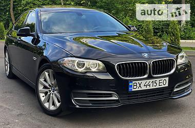 Седан BMW 528 2014 в Вінниці