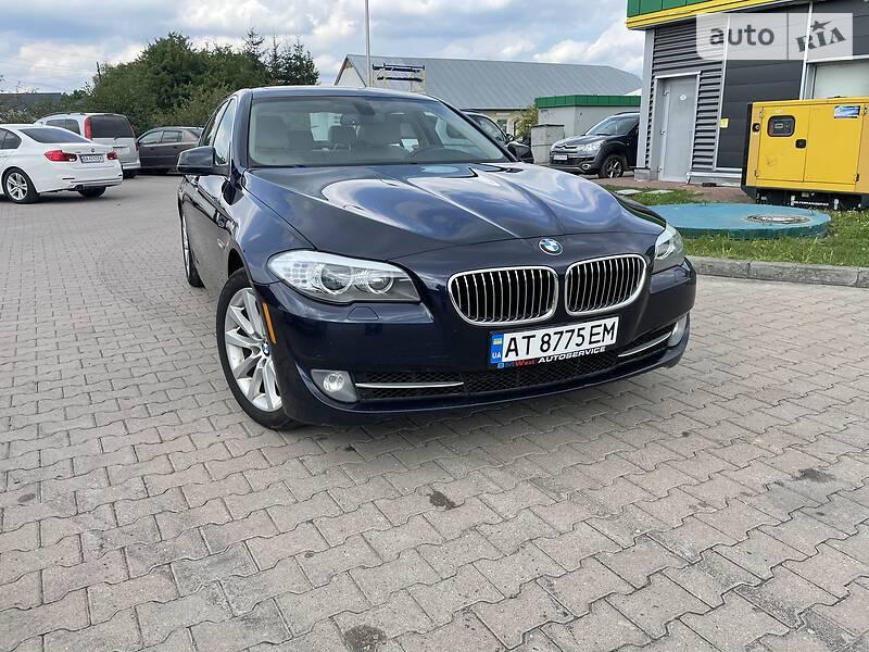 Седан BMW 528 2012 в Косове
