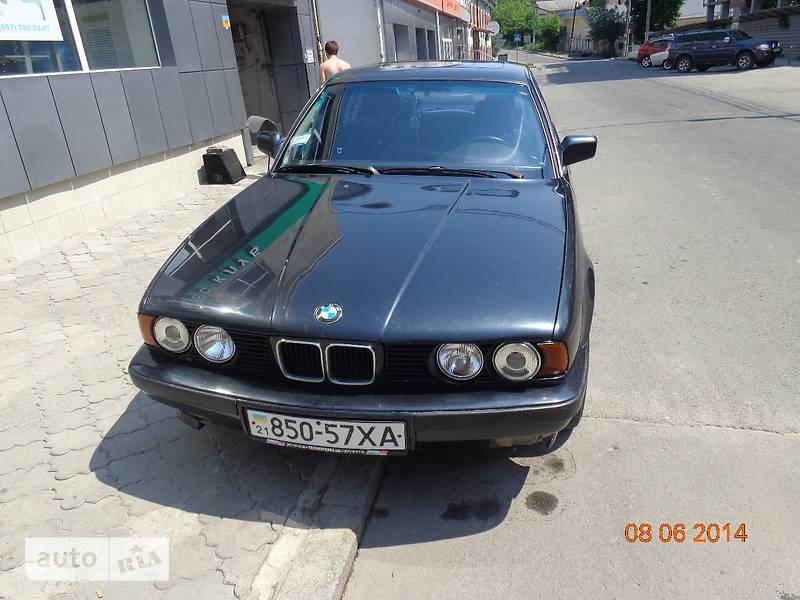 BMW 530 1989 в Харькове