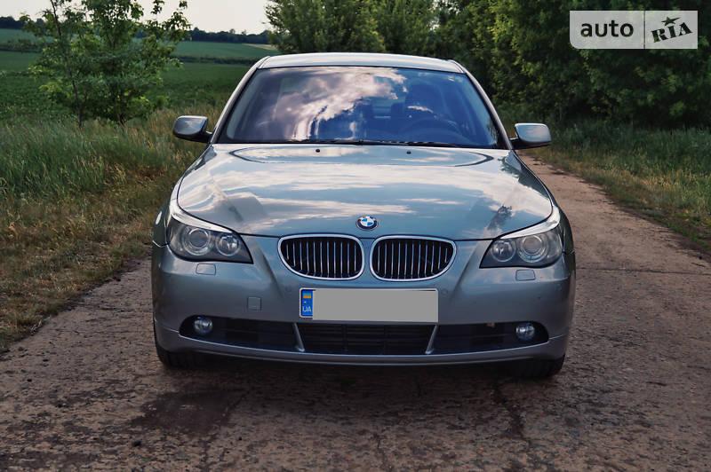 BMW 5 серия 2007 року в Миколаїві