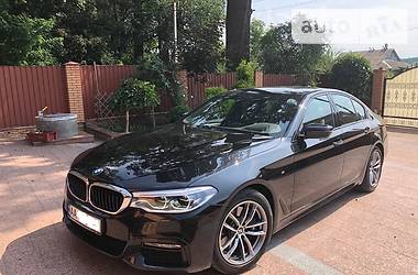 BMW 530 xDrive+NAVI