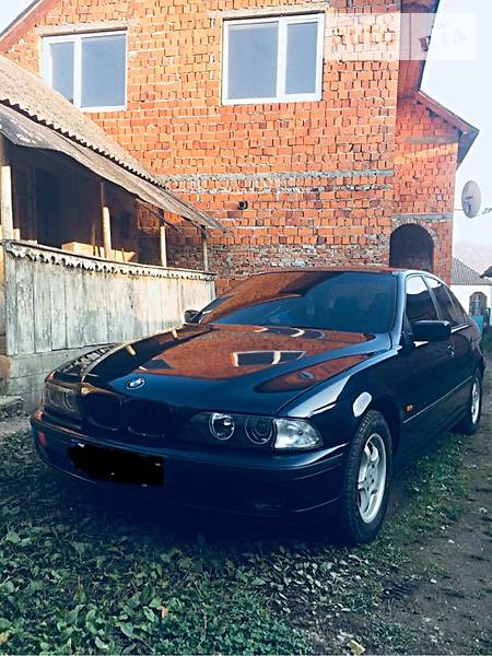 BMW 5 серия 1999 года в Ужгороде