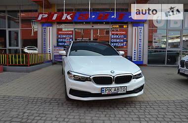 Седан BMW 530 2019 в Львове