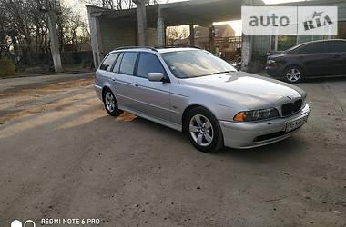 Унiверсал BMW 530 2000 в Вінниці