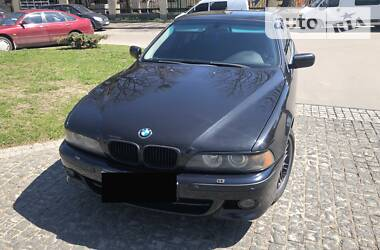 Седан BMW 530 2002 в Фастове