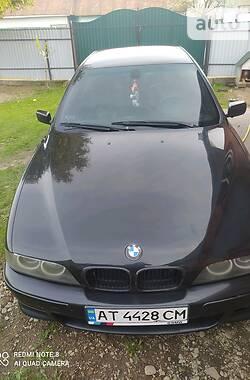 Седан BMW 530 2002 в Снятині