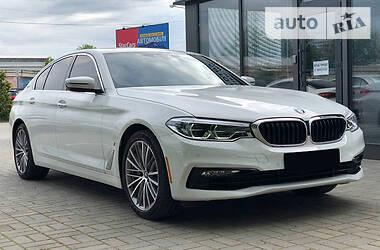 Седан BMW 530 2018 в Львове