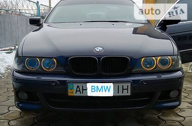 Седан BMW 535 1999 в Мариуполе